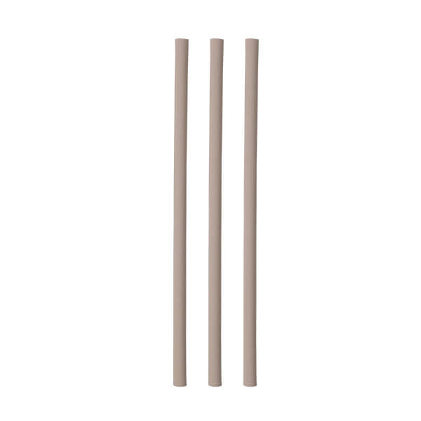 Bambus Trinkhalme 8x230mm, 200 Stk.