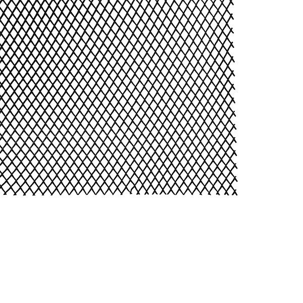 Sani-Dry Abtropfmatte, schwarz, 230 cm