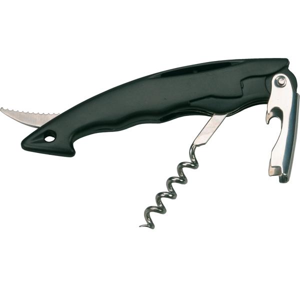 Shark Korkenzieher Schwarz