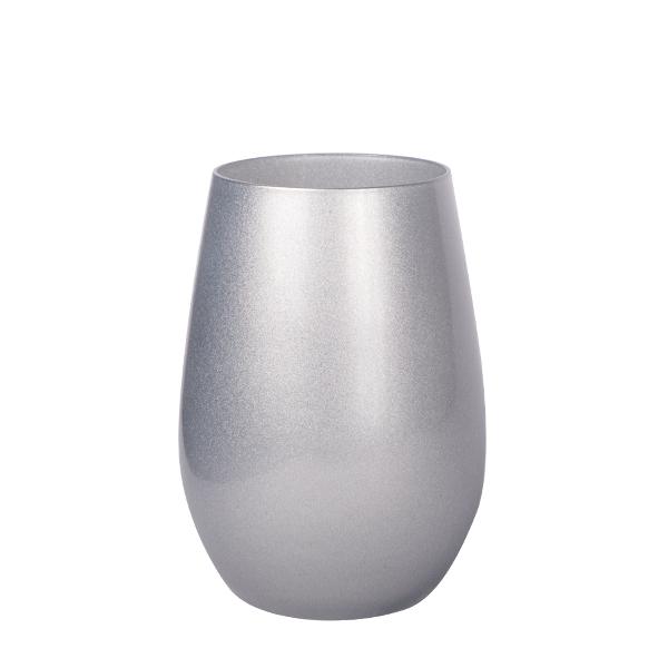 Becher Gals Silber 465 ml