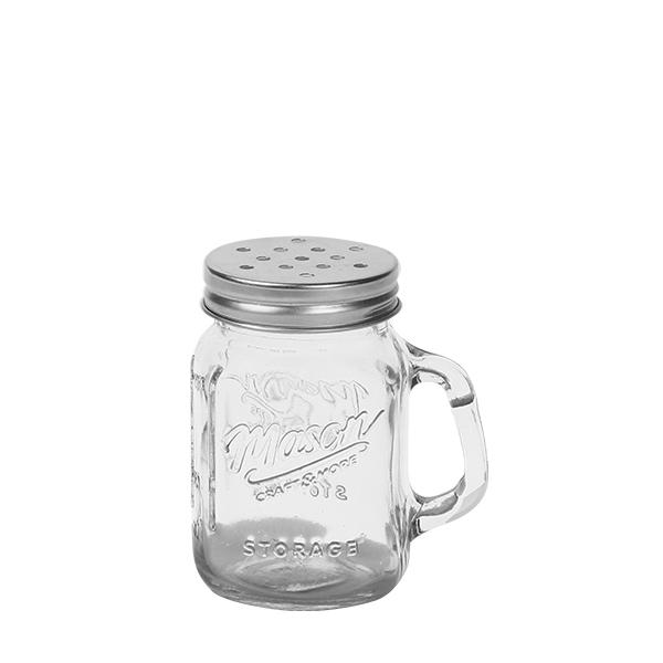 Mason Jar S&P shaker - 133ml