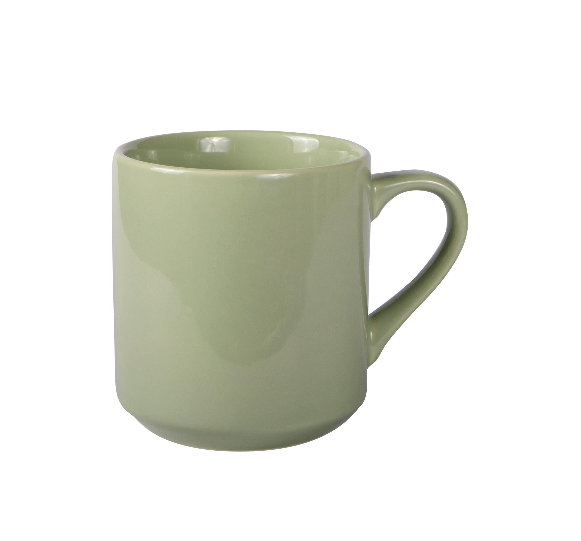 Kaffeebecher hellgrün 340ml
