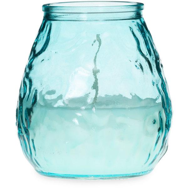 Citronella Outdoorkerze, blau