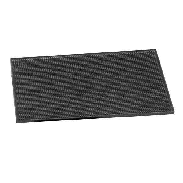Servicematte, schwarz 45 x 30,5 x 1,5cm