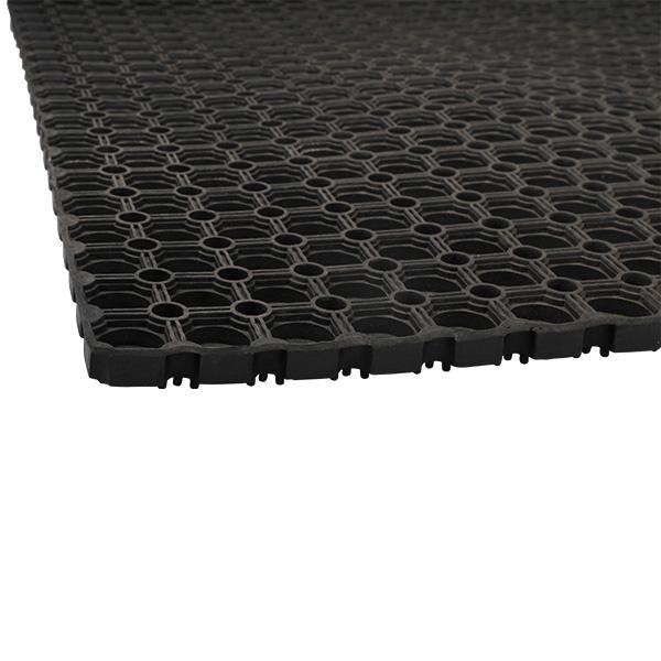 Fußbodenmatte,120 x 80 x 2 cm - einfache Ausführung