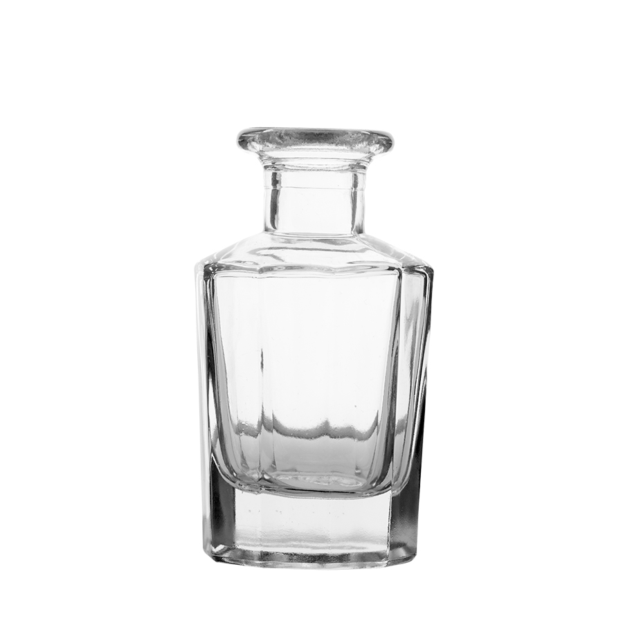 Bitterflasche ohne Ausgießer 100ml