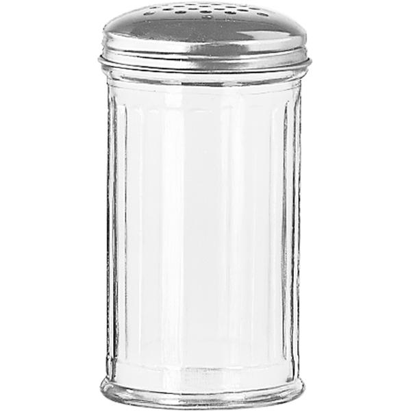 Cheese Shaker · 355 ml · 12 oz. · 2 doz · H14,6 · T7,6 · B7,6
