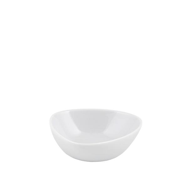 Dip Dish Triangle 9,5x9,5 cm