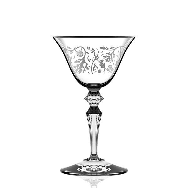 Martini Wormwood mit Dekor 13cl