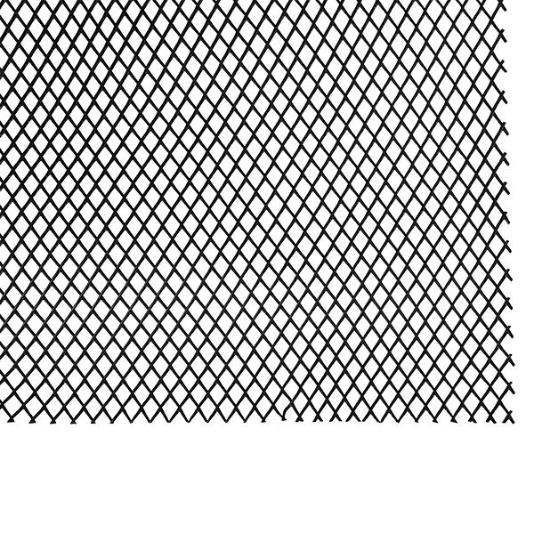 Sani Dry Shelf Liner schwarz, 12,6m Rolle