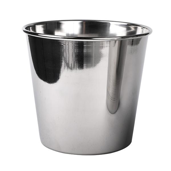 Mini Ice Bucket, Heavy Stainless Stl, Ø 15x13,5cm