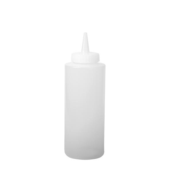 Squeeze Bottle, 12 oz, 355 ml, klar