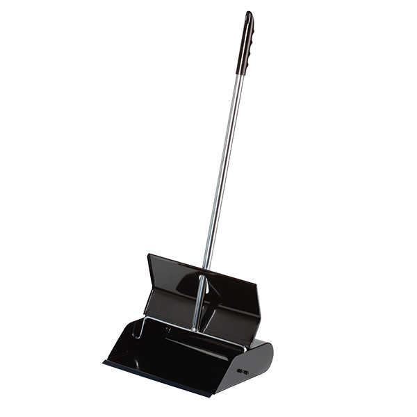 Self Closing Dustpan, schwarz