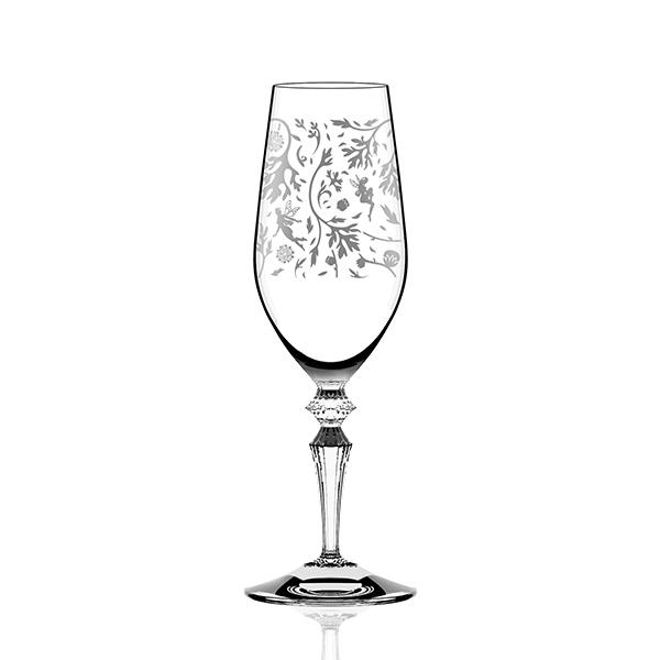 Champagne Wormwood mit Dekor 26cl