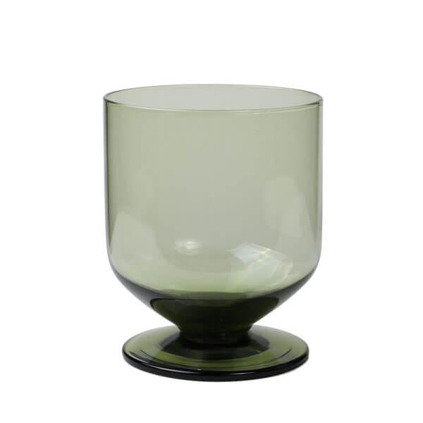 Water Goblet Green 330ml