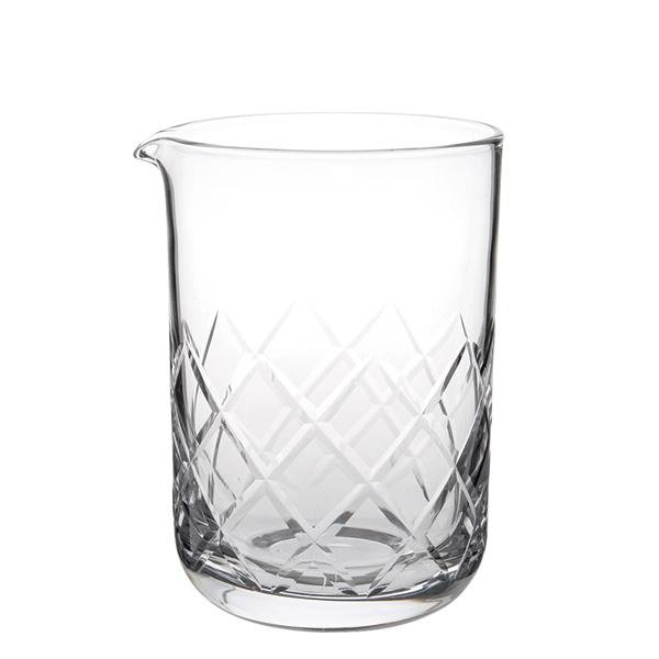 Mixing Glass Kiriko Seamless Small