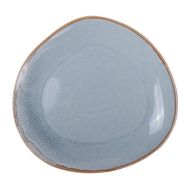 Ming Platte, blau 26,7cm