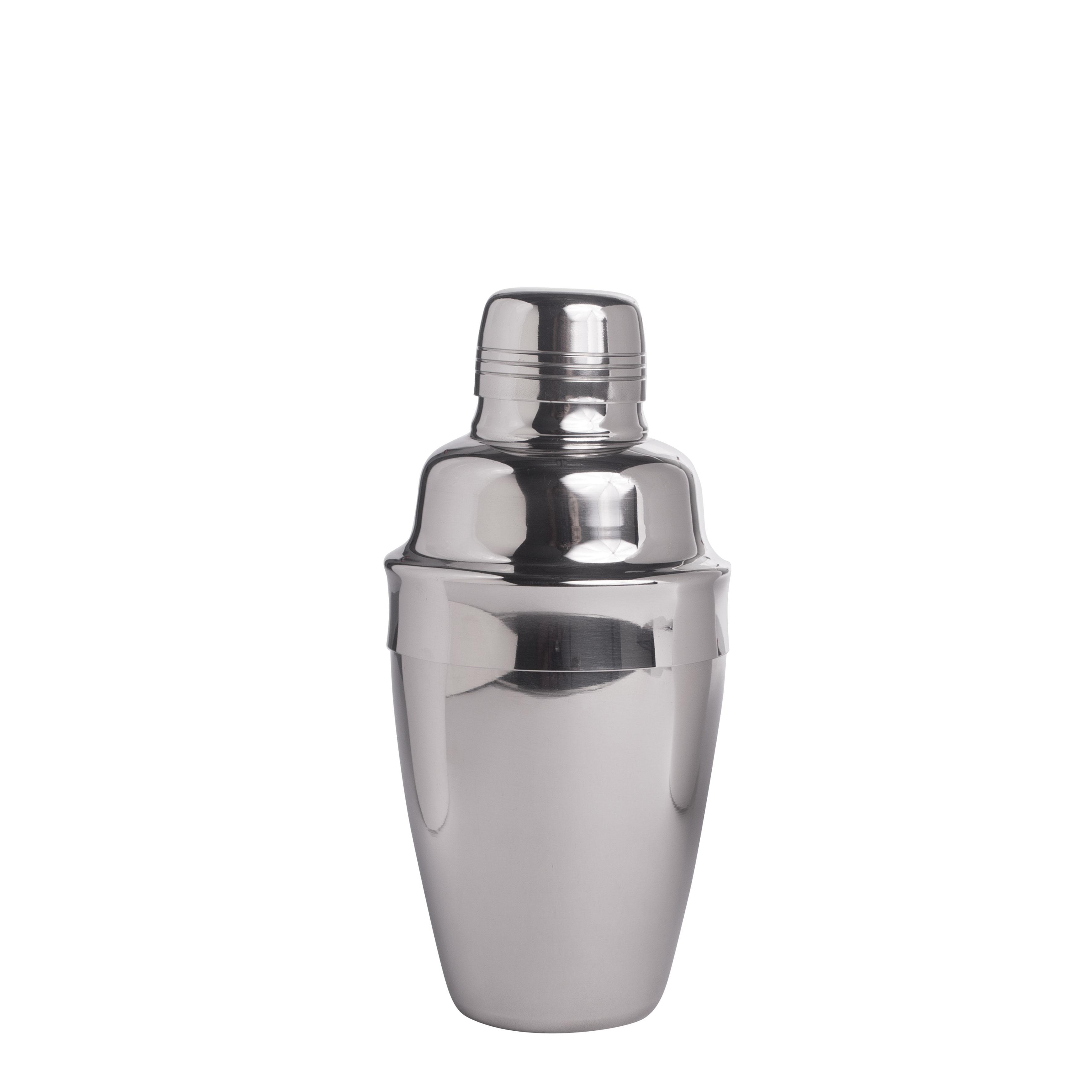 Cocktail Shaker 3tlg. 26cl