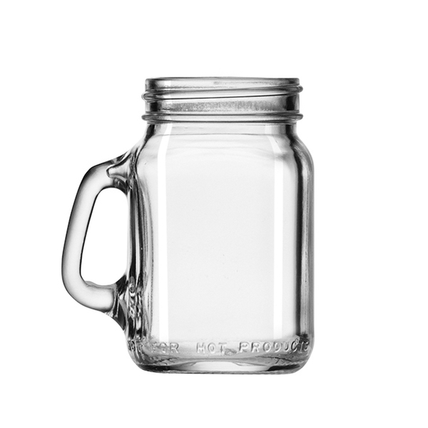 Mini Drinking Jar 140ml