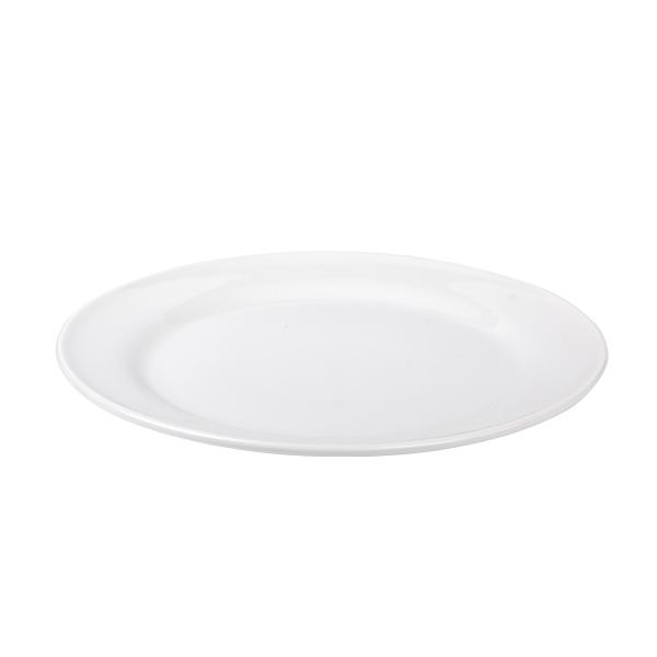 ROUND FLAT PLATE (662 g - 27,0 cm)
