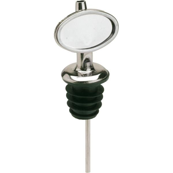 Metall Giesser mit ovalem Schild
