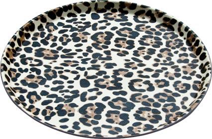 Probar Tablett Polypropylen 35,5cm Leo, rund