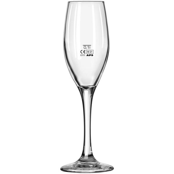 Flute - Perception 170 ml mit 0,1L Eichung