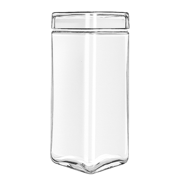 Square Canister - Pasta 2425ml