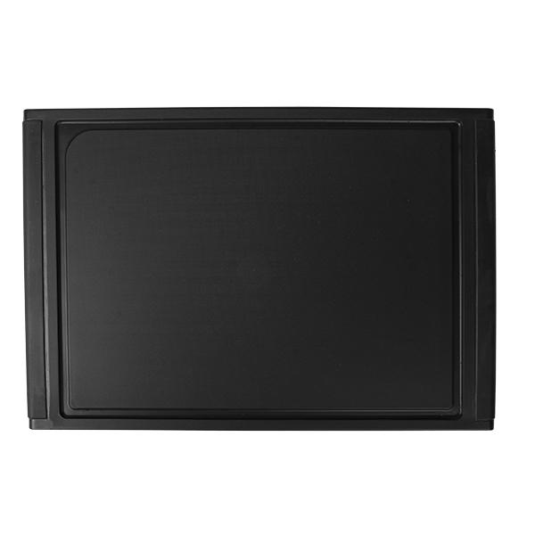Schneidebretter 35x23,board 6x1,2cm Schwarz