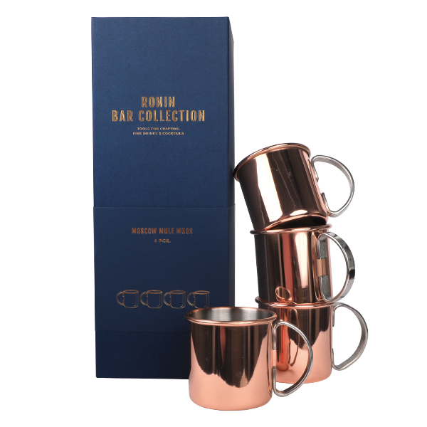 Moscow Mule Mugs - Selected Line