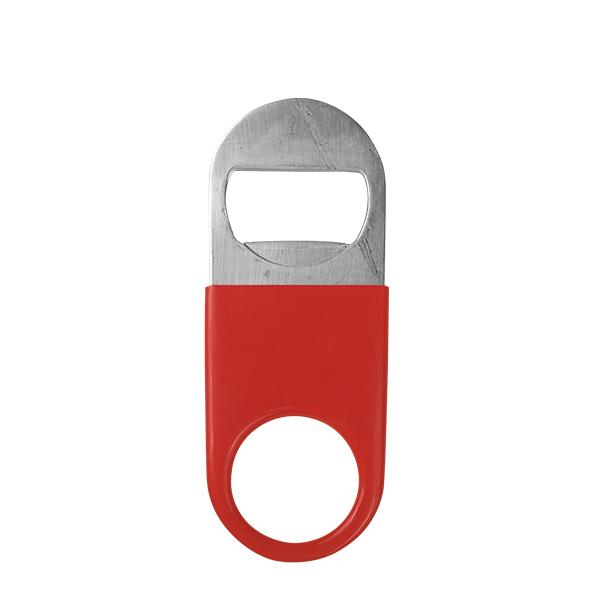 Bottle opener, Mini Vinyl Red