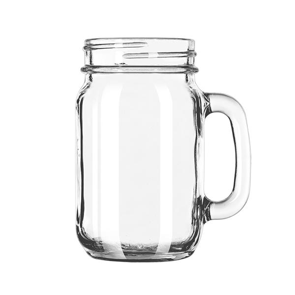 County Fair Drinking Jar 473ml
