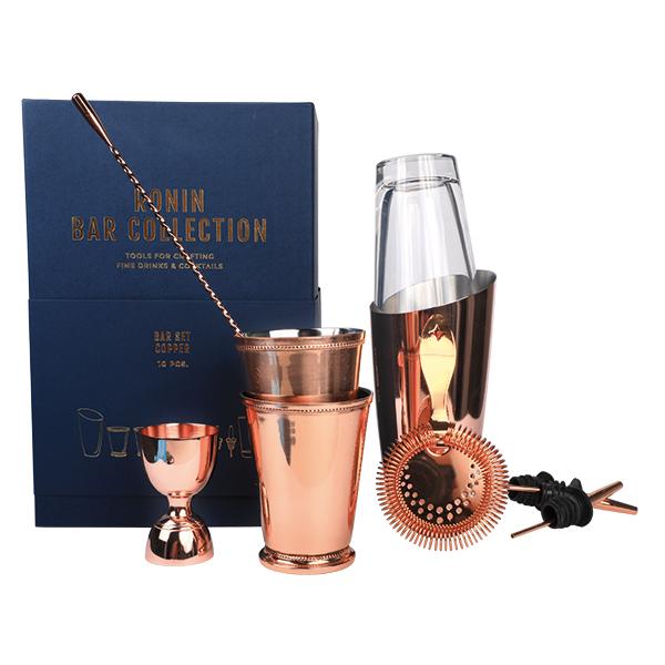 Bar Set Copper - Selected Line