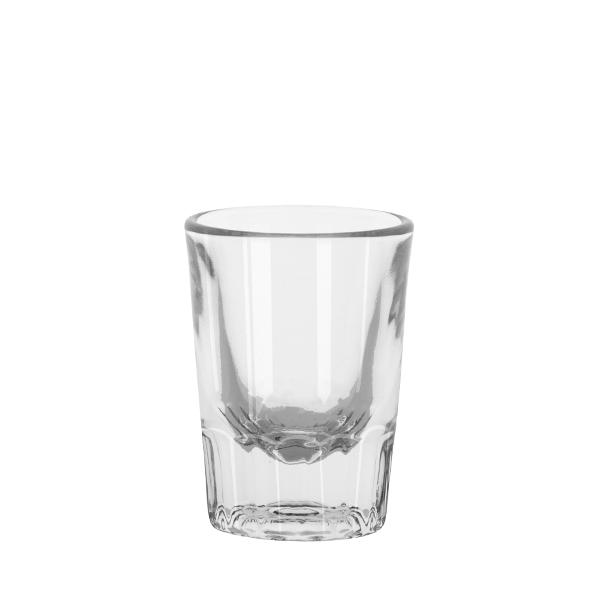 Whiskey--Fluted--4 - 1 Dz Ctns 59ml