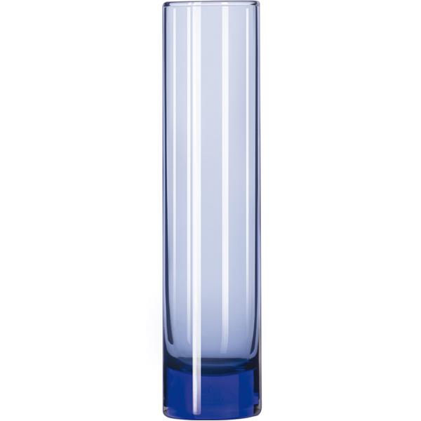 Cylinder Bud Vase - Mediterranean Blue