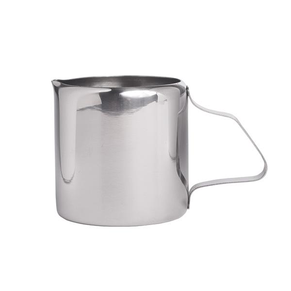 Milchkanne, Edelstahl 0,10 Liter