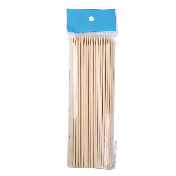 Holzspieße 200mm / 3mm, 100 Stk/Paket