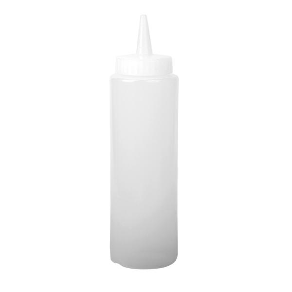 Squeeze Bottle, 8 oz, 236 ml, klar