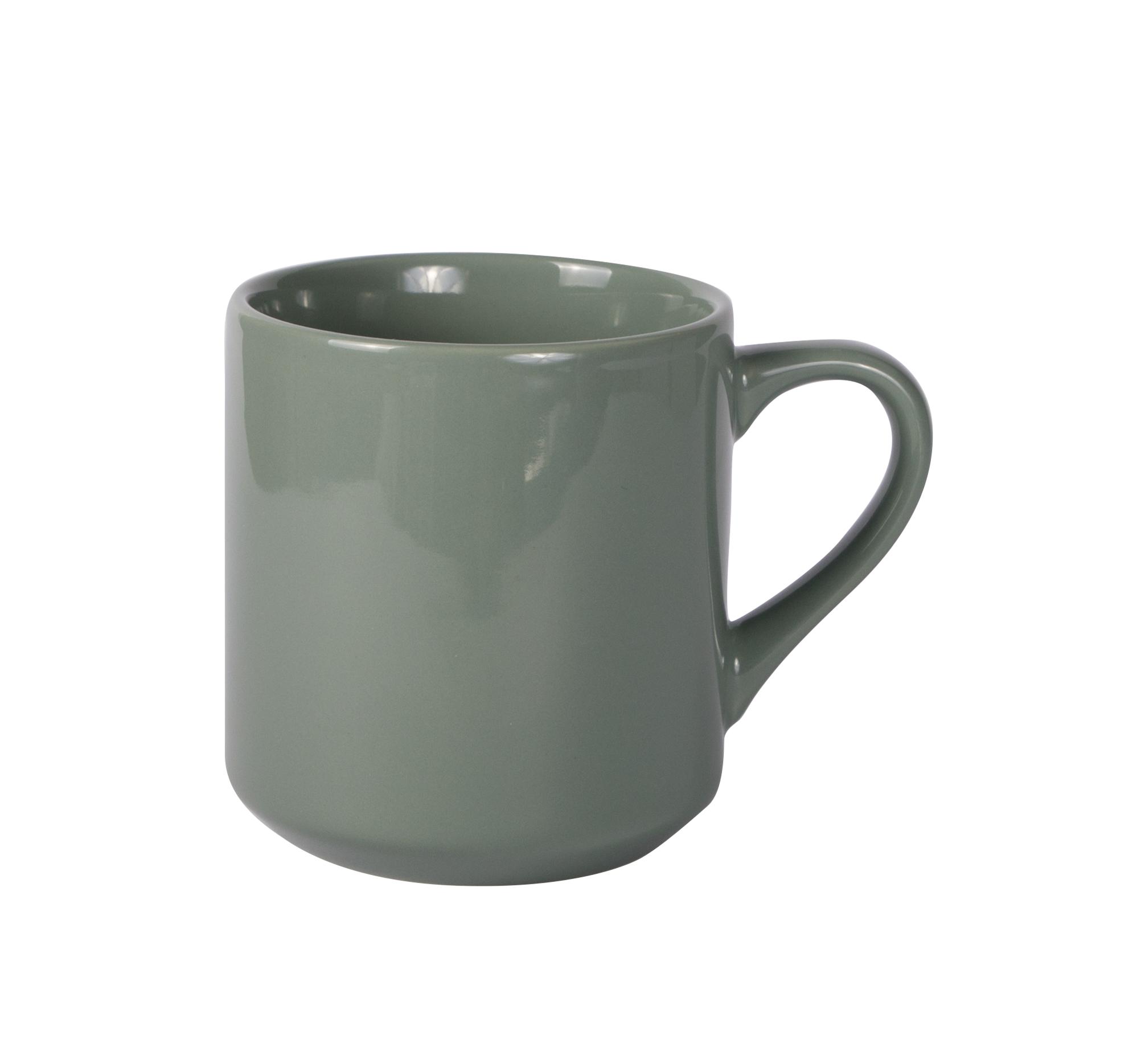 Kaffeebecher grün 340ml