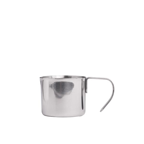 Milchkanne, Edelstahl 0,015 Liter