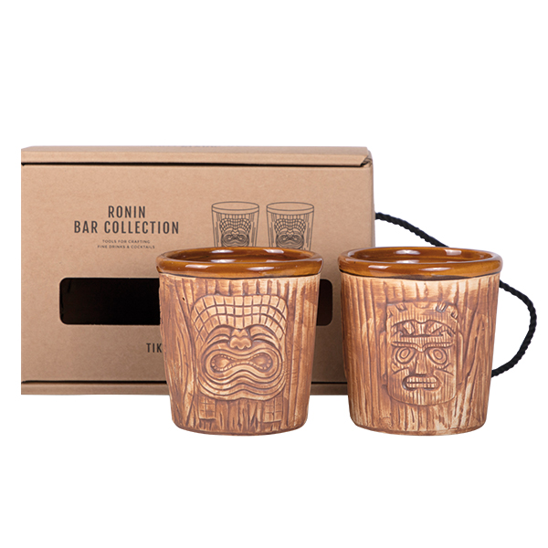 Tiki Mai Tai Mugs - Craft Line