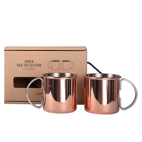 Copper Mugs - Craft Line