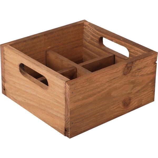 Holzbox klein Natur