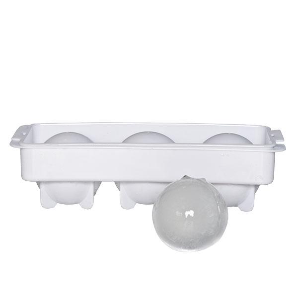 Ice Ball Mold, 3x Ø 57mm