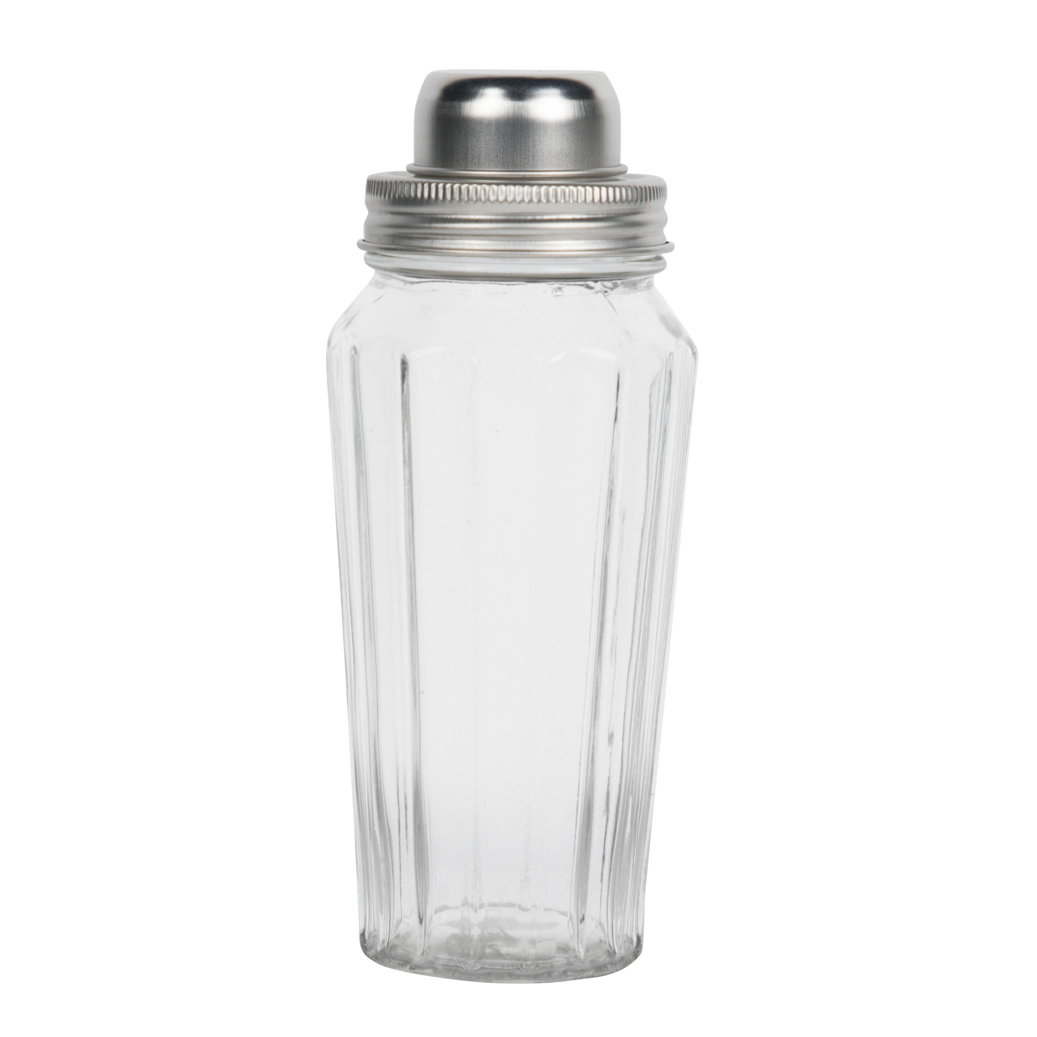 2pcs Glass Shaker - 695 ml