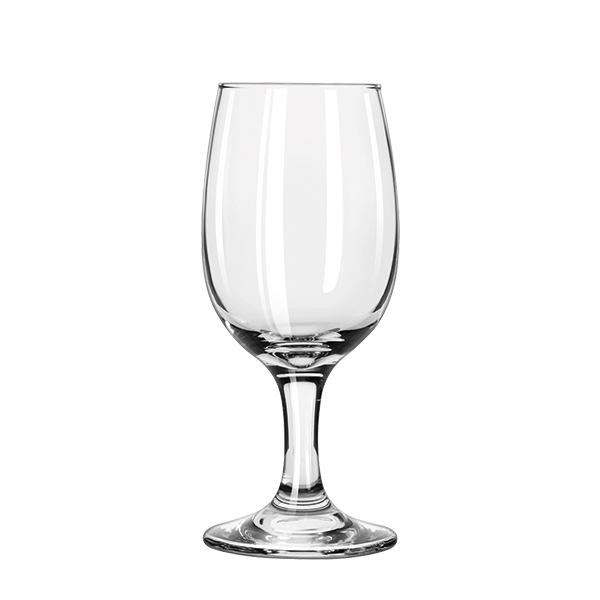 Wine - Pear Shape Bowl - Embassy 252 ml