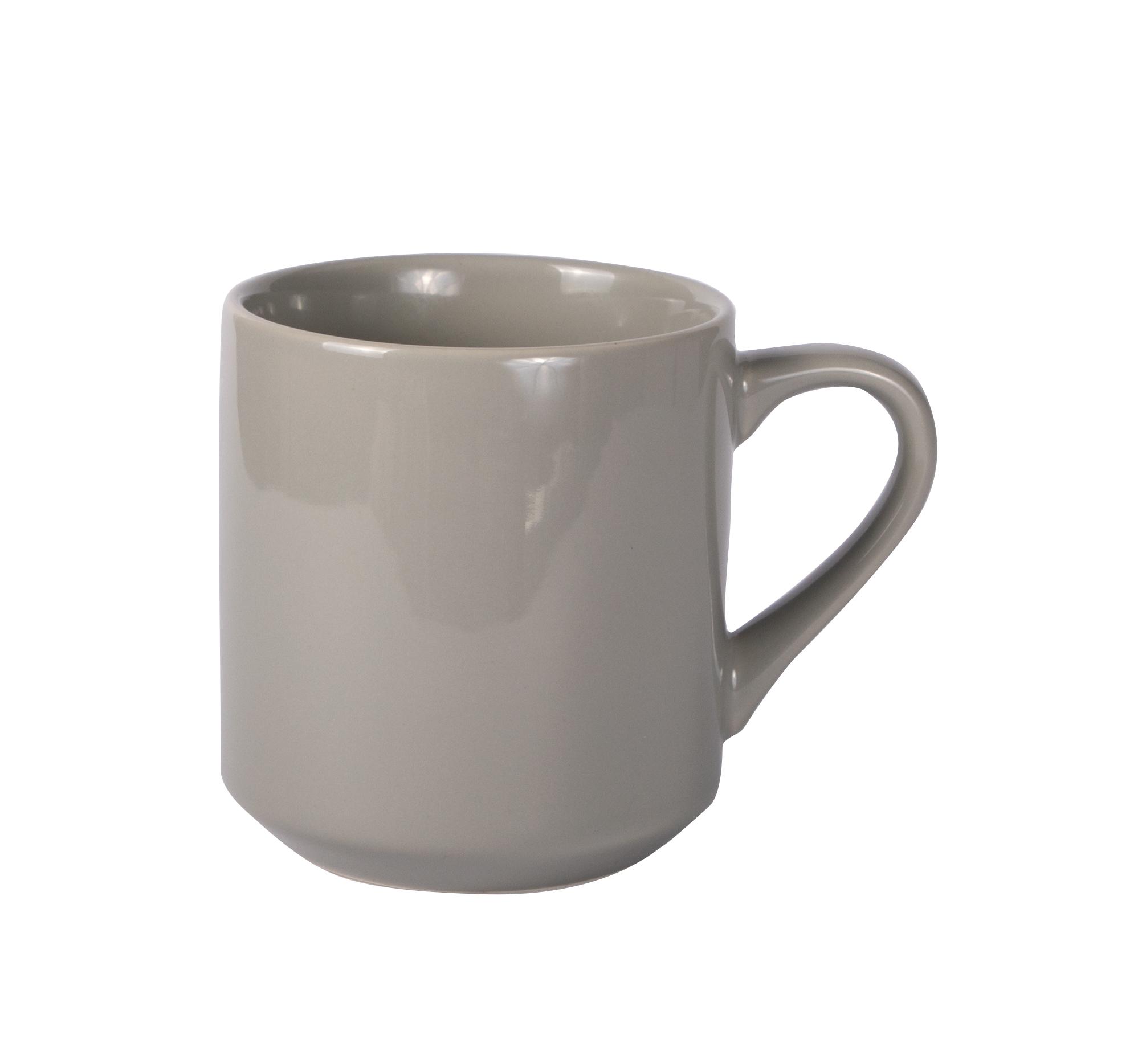 Kaffeebecher grau 340ml