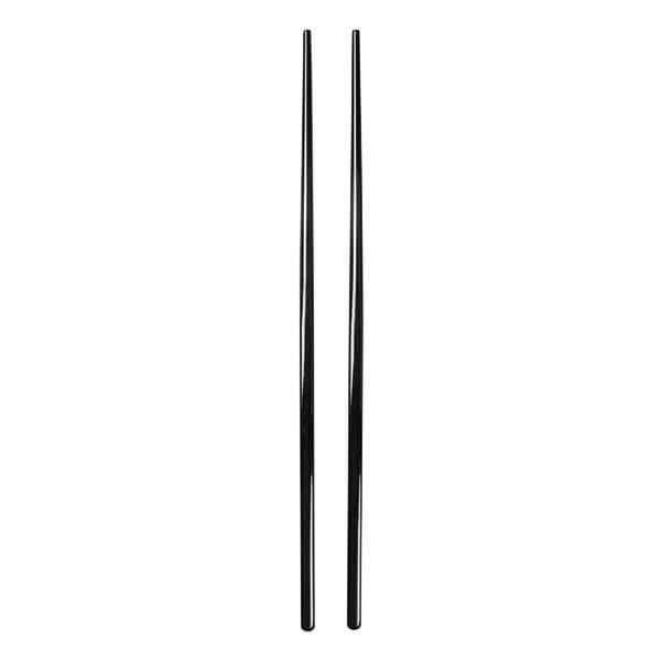 Chopsticks Set Black 23cm
