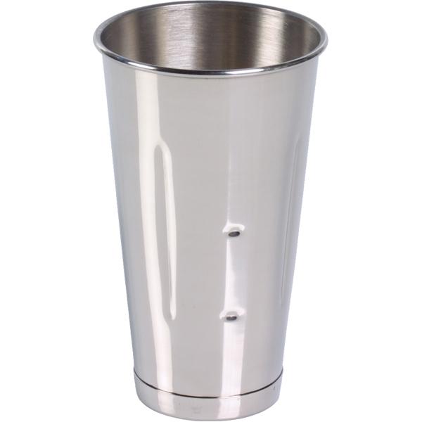 Blenderbecher, Edelstahl 850 ml