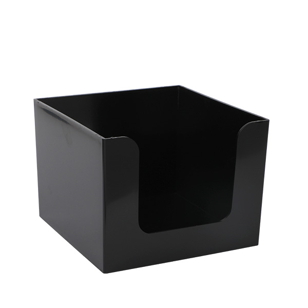 Bar Caddy für Servietten, schwarz